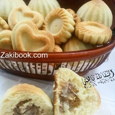 معمول الكيري والزبده زاكي Arabic Food Food Desserts