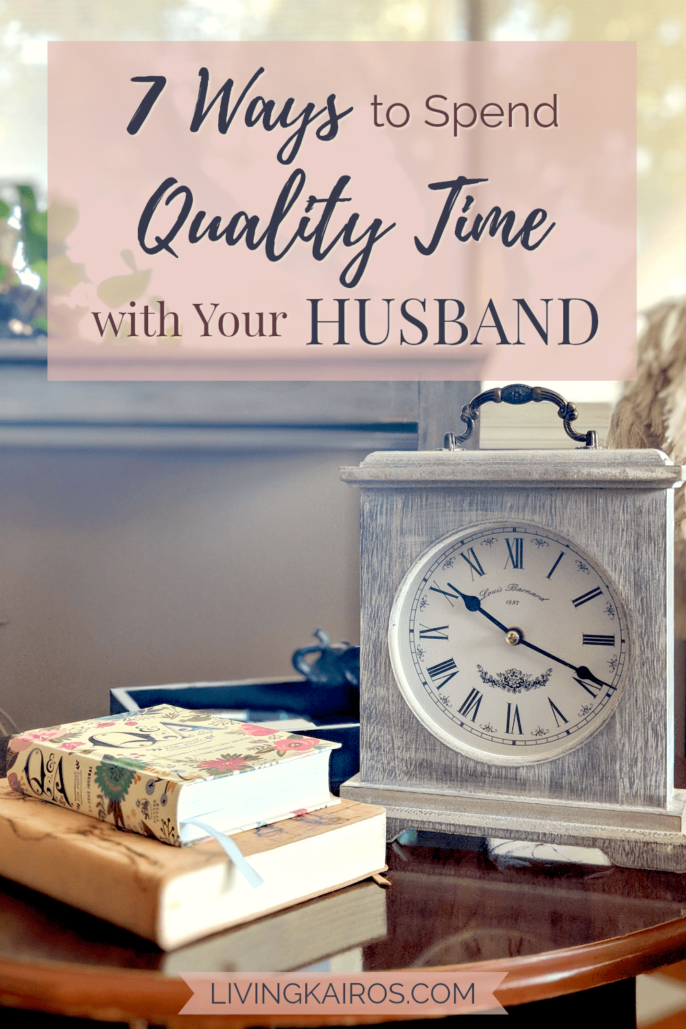 how to spend quality time with husband
