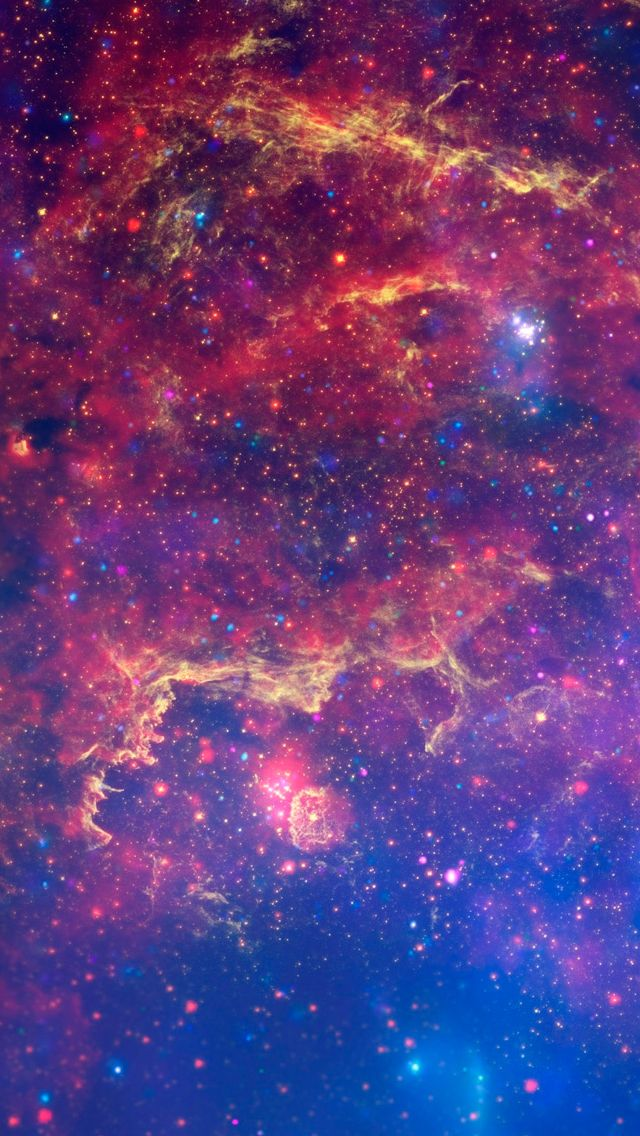 Fantasy Space iPhone 5s Wallpaper iPhone 5SE