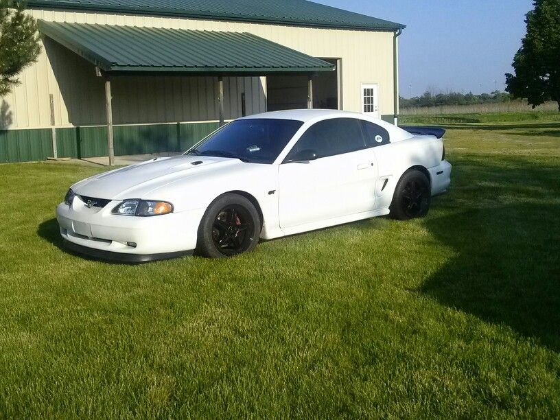 scott 39 s 97 mustang gt pics pinterest mustang mustang ford and ford. Black Bedroom Furniture Sets. Home Design Ideas