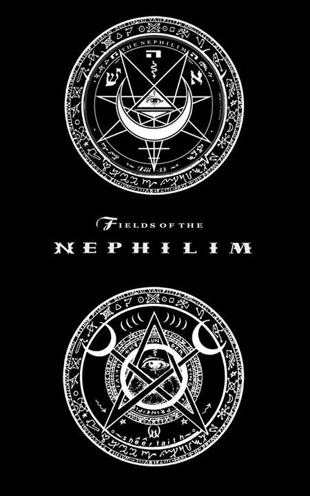 Fields Of The Nephilim Music To My Ears Pinterest Fields
