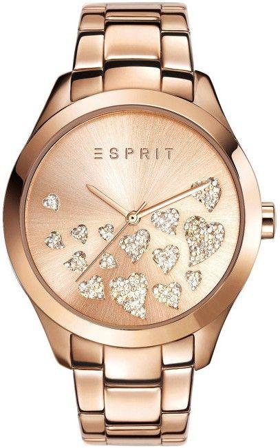 Esprit Es107282006 Bayan Kol Saati Saat Saat Bayan Saatleri Altin Saat Saatler