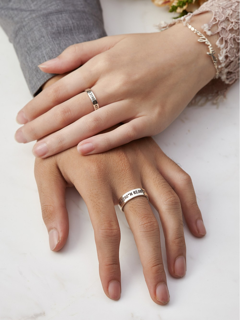 Couple Coordinates Rings in 2020 Ring for boyfriend