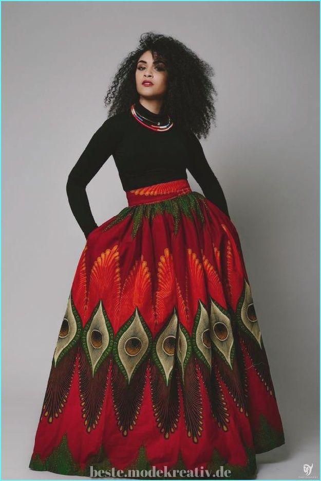 Über 50 faszinierende Maxi-Rock-Outfits, die absolut Swoon-Worthy sind » Beste.modekreativ.de #afrikanischekleidung