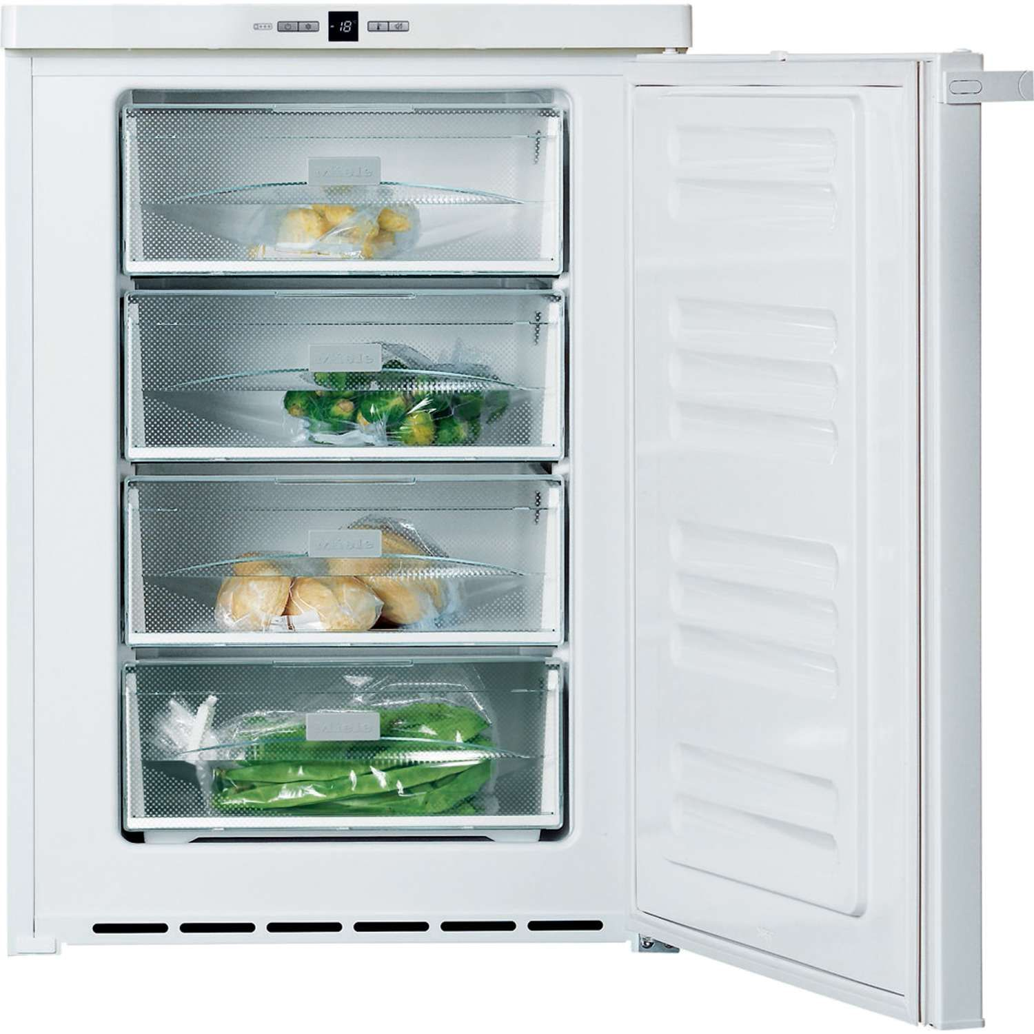 Miele under counter freezer 104L A rated