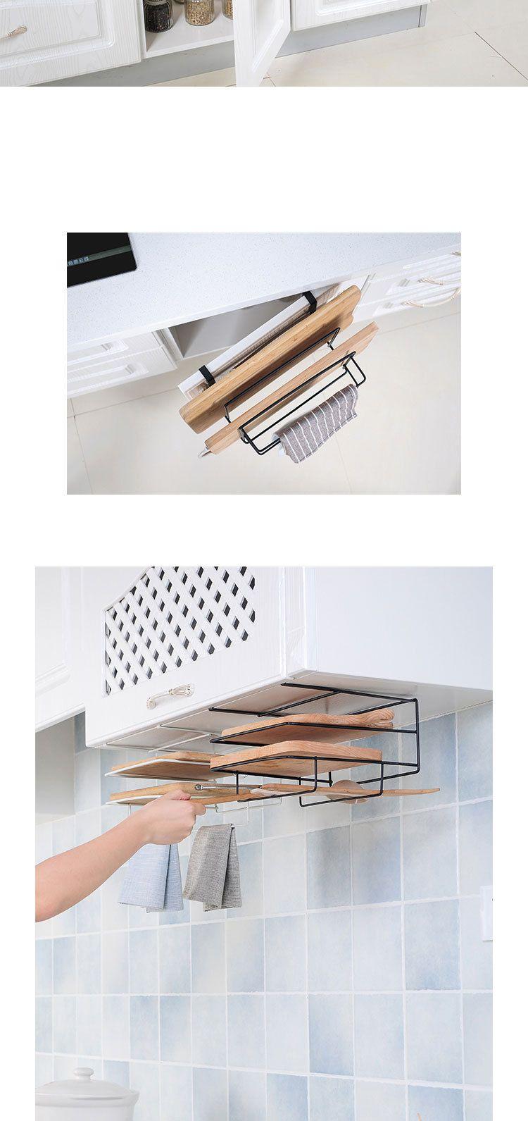 Metal Open Shelves for Kitchen #dishracks