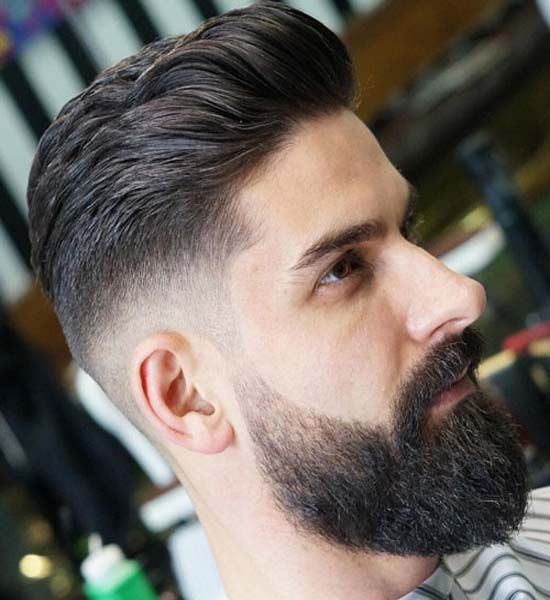 19 Classy Hairstyles For Men: Professional Mens Hairstyles Elegant Fade Haircuts For Men