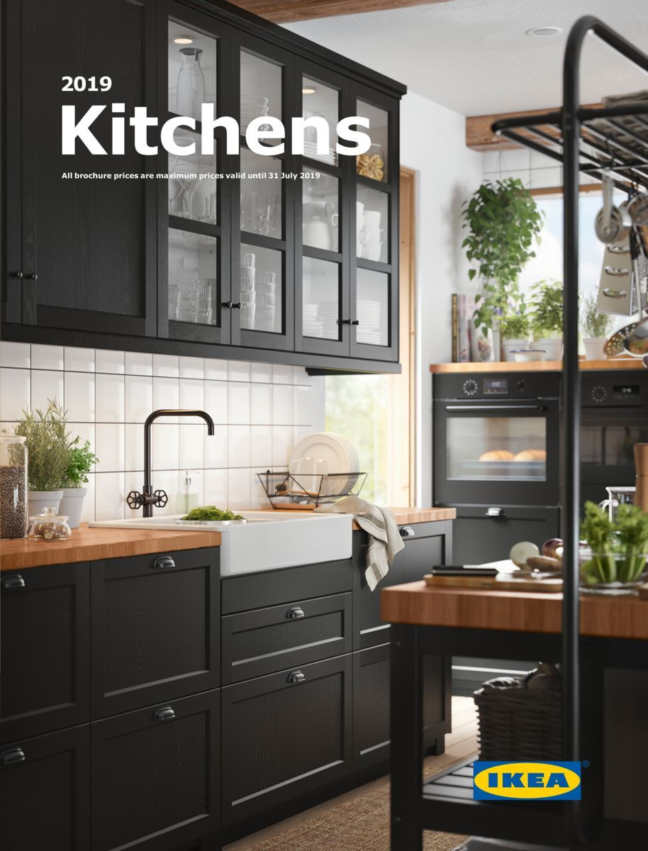 Neue Ikea Küchenfronten 2019 Ikea Kitchens Brochure 2019 House Kitchen In 2019 Ikea