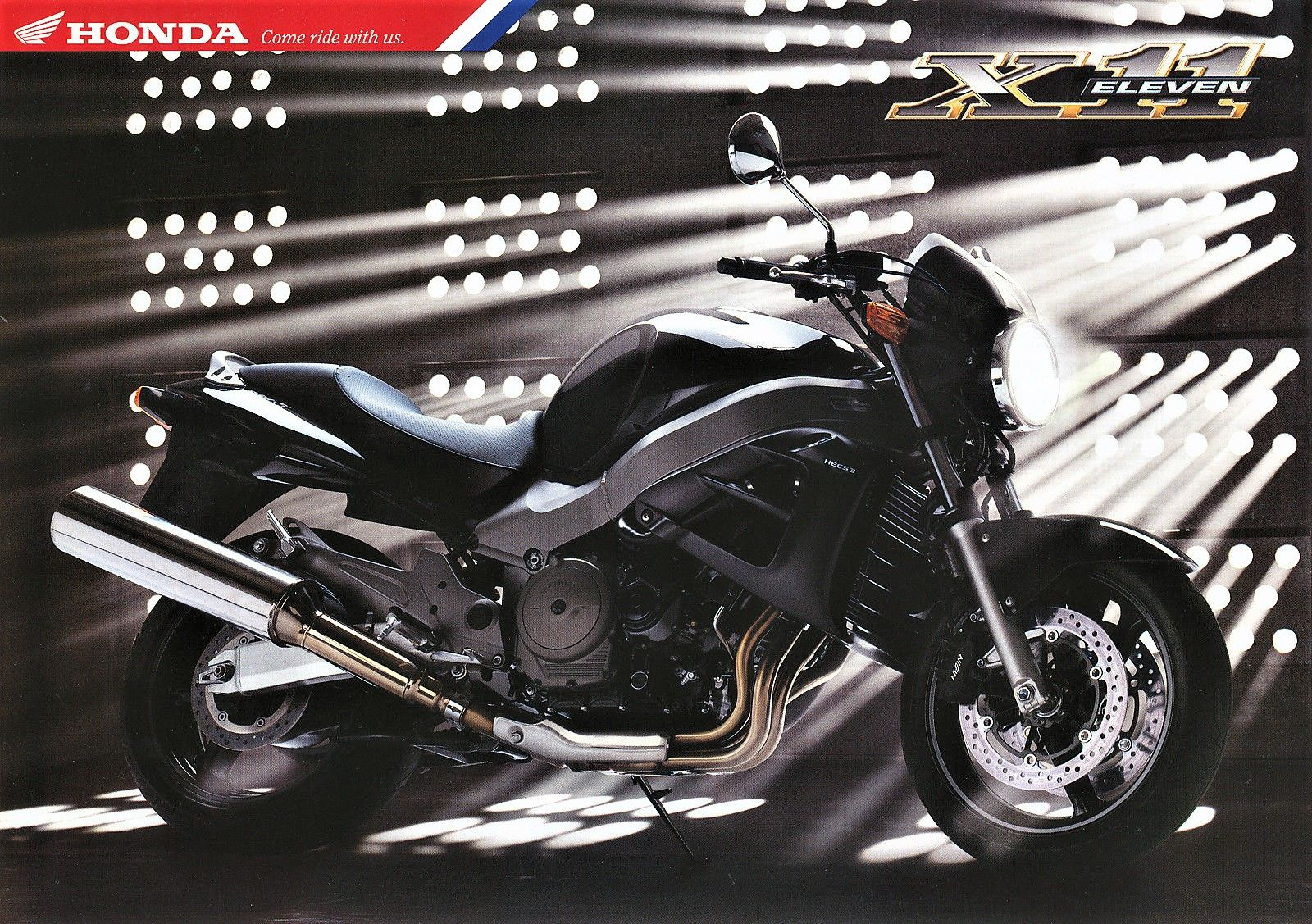 Honda X-11 CB 1100 SF X-Eleven 1999 - Galerie moto
