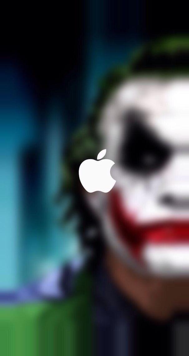 Blurry Joker Joker Iphone Wallpaper Apple Wallpaper Iphone Iphone 5s Wallpaper