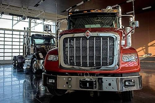 Navistar unveils new truck in turnaround bid | Trucks