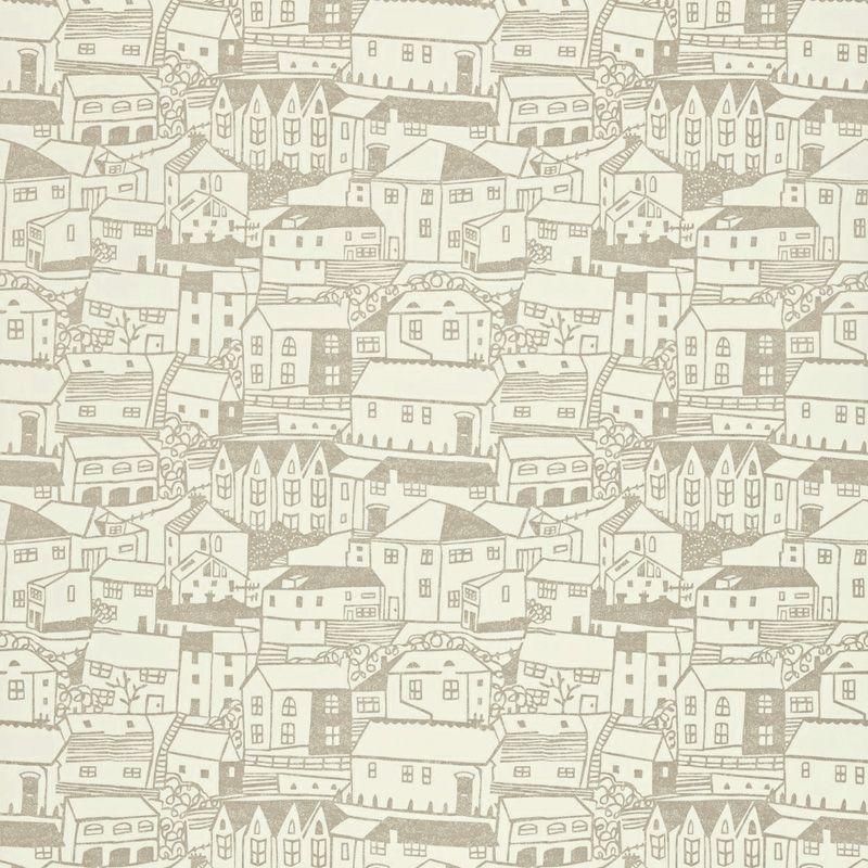 Tapet 76428: St Ives Linen/Cream från Sanderson - Tapetorama