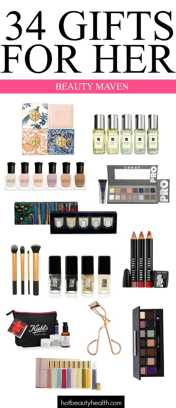 The Best Holiday Gift Ideas for Beauty Mavens | Gifts | Pinterest ...