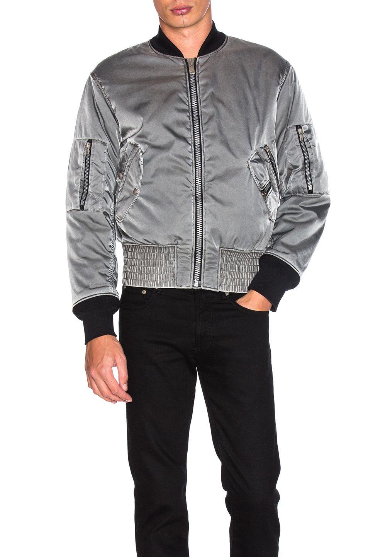 Maison Margiela Bomber Jacket Maisonmargiela Cloth Bomber Jacket Jackets Maison Margiela [ 1440 x 953 Pixel ]