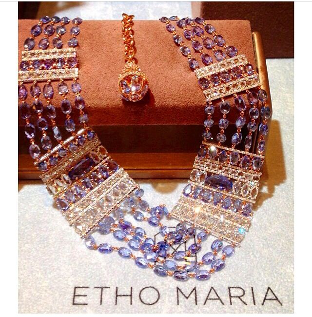 Etho Maria Necklace via by_couture