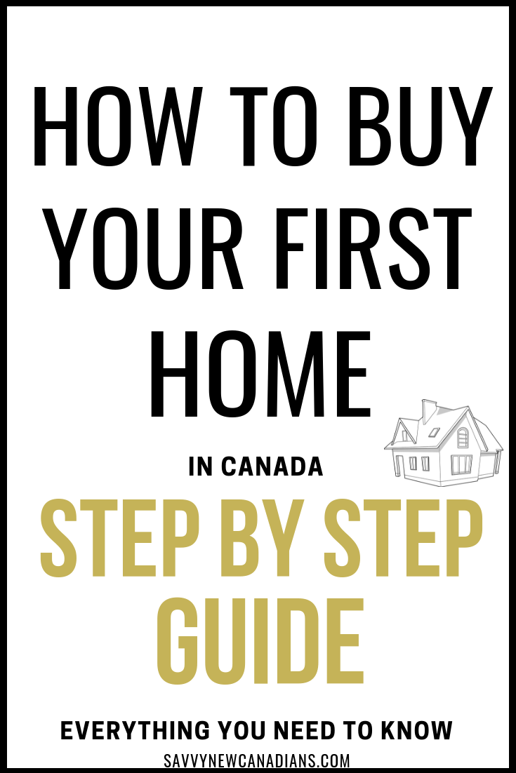 How To Buy A Home In Canada A Simplified Guide For The First Time
