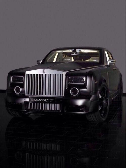 Mansory Rolls Royce |
