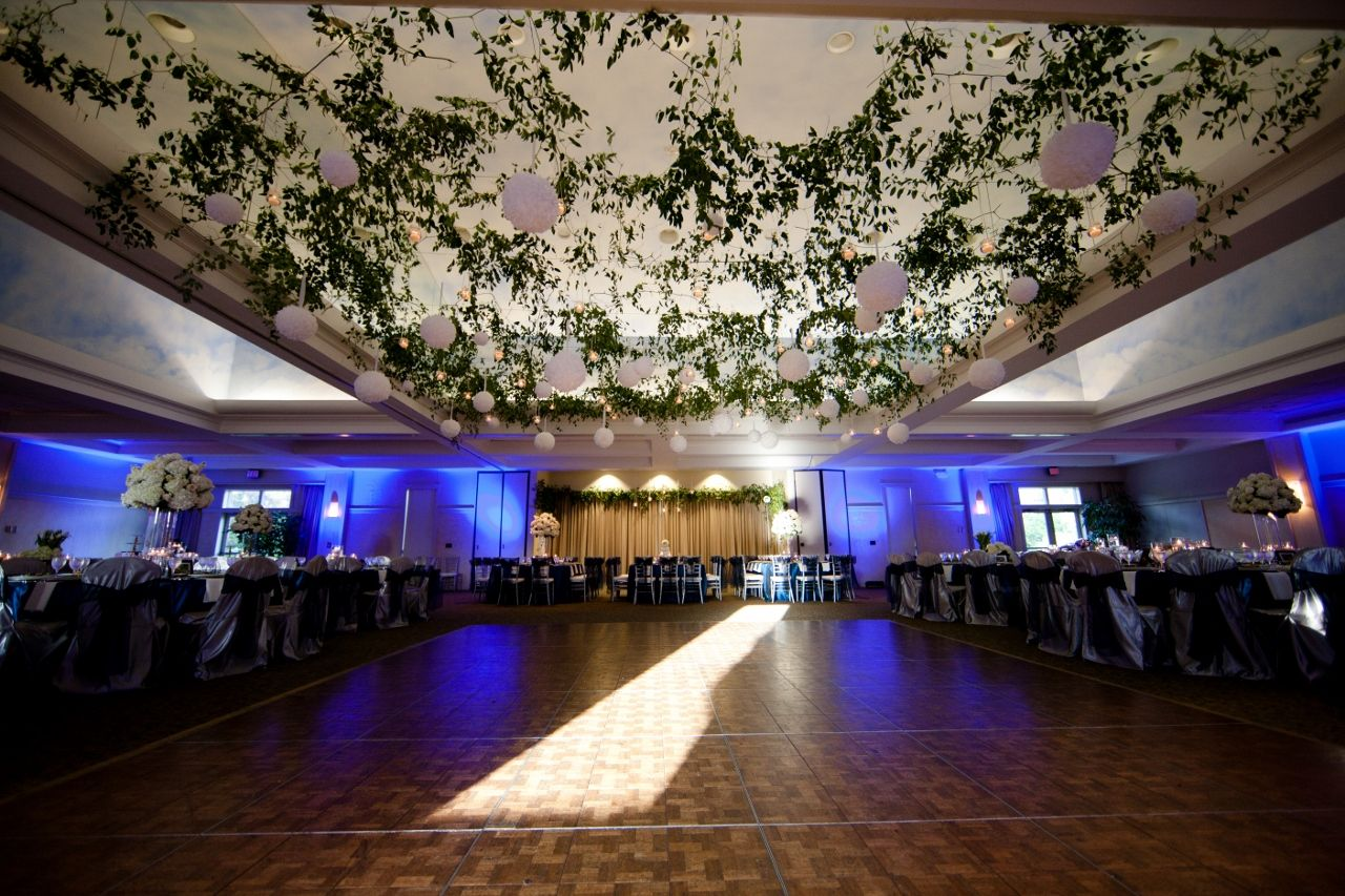 Hardin Hall Dance Floor Dressed Up By Southern Event Planners Memphis Weddings Memphis Botanic