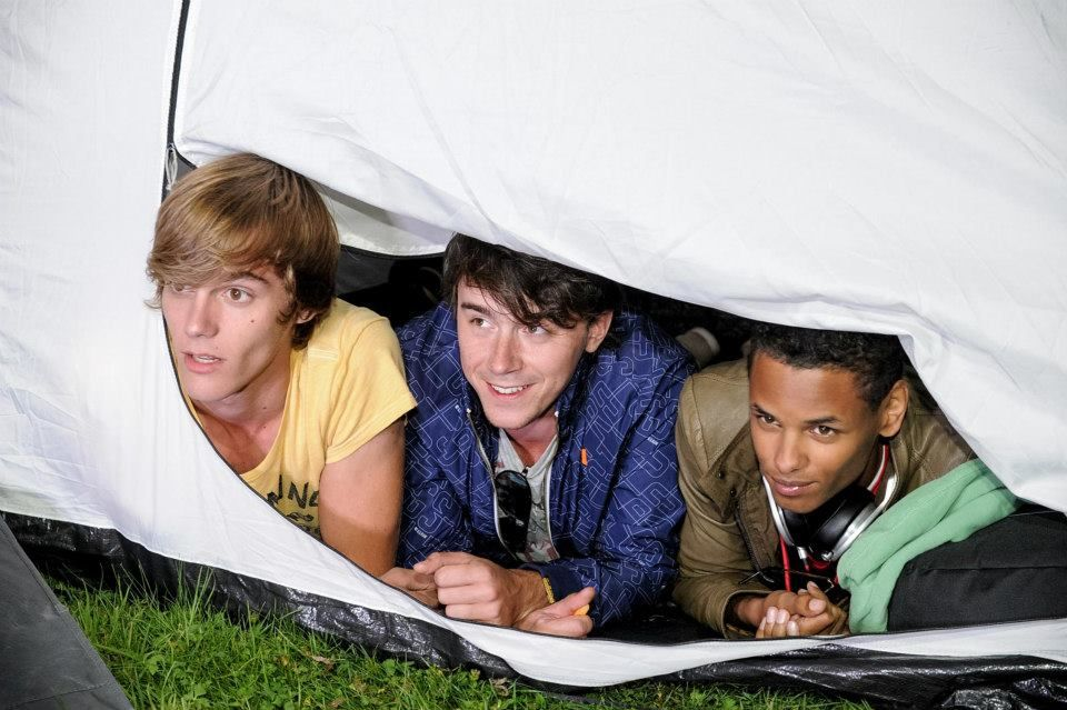 3M8S @Bobbejaanland Camp Night 2012