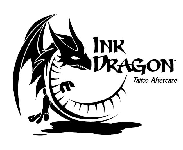 Ink Dragon Logo Weasyl Ink Logo Dragon Ink
