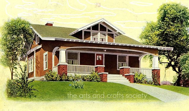 1920 NJ Bungalow Kit Homes