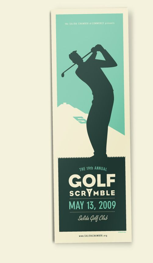 Google Image Result For Http Www Sundaylounge Com Images Citysalida Golfscramble09 Jpg Golf Poster Golf Design Golf Swing