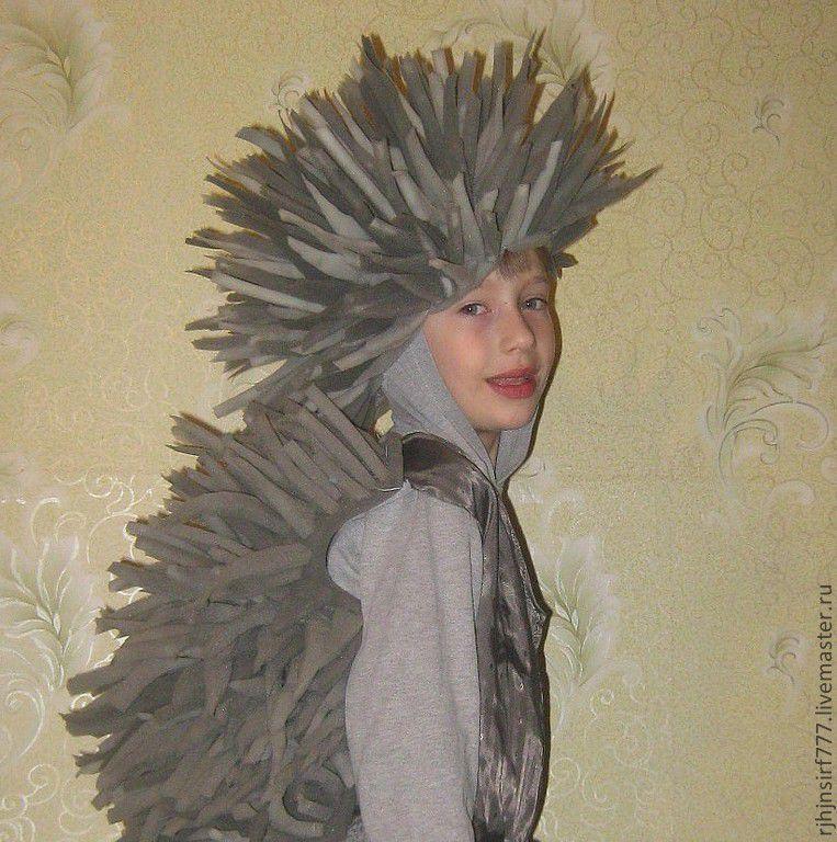 Купить Карнавальный костюм Ёжик - серый, костюм ... - photo#43