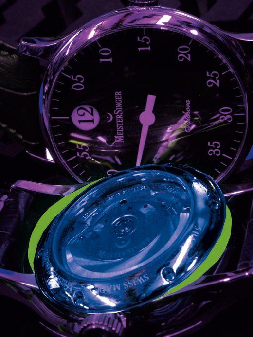 #Uhren: Schlichter Schön #meistersinger