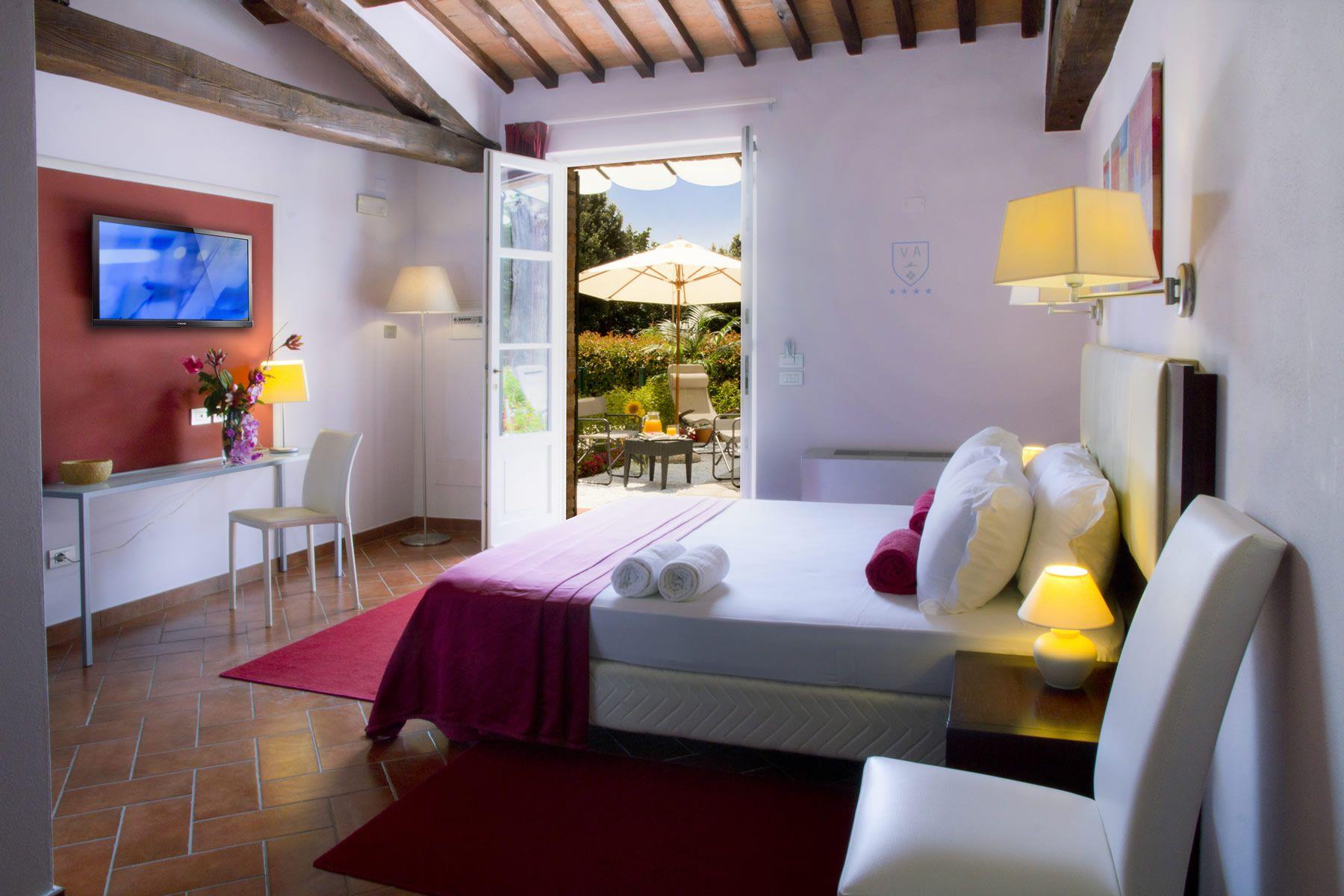 Per un soggiorno romantico Cortona Resort & Spa tra le colline ...