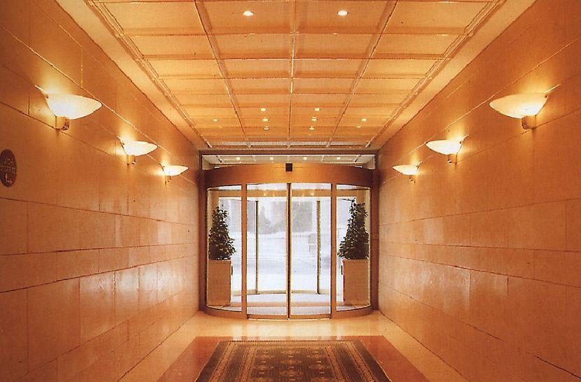 Progetti di illuminazione su misura per hotel realizzati dalla
