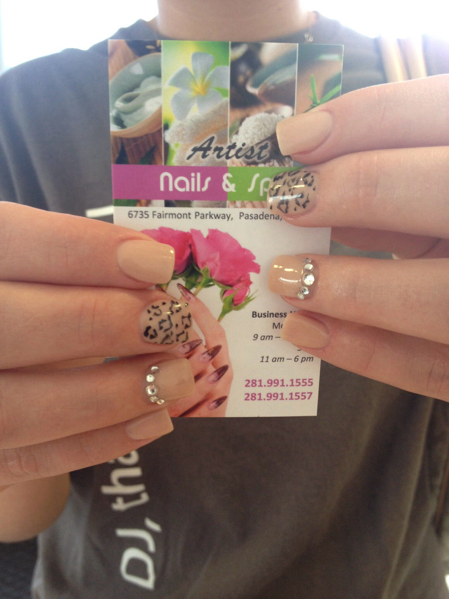 Pin On Artist Nails And Spa