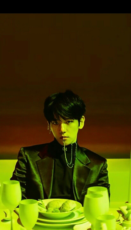 Baekhyun Monster Mv Exo Monster Baekhyun Exo Baekhyun