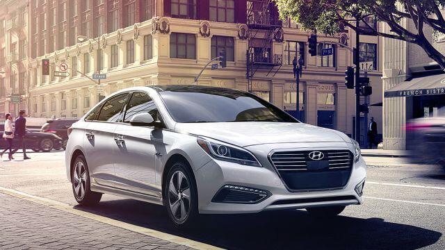 2017 Hyundai Sonata Hybrid Changes Release Date Price