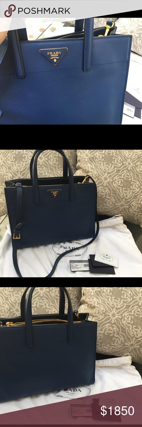 f7ca47751364c Prada classic bag Prada classic bag