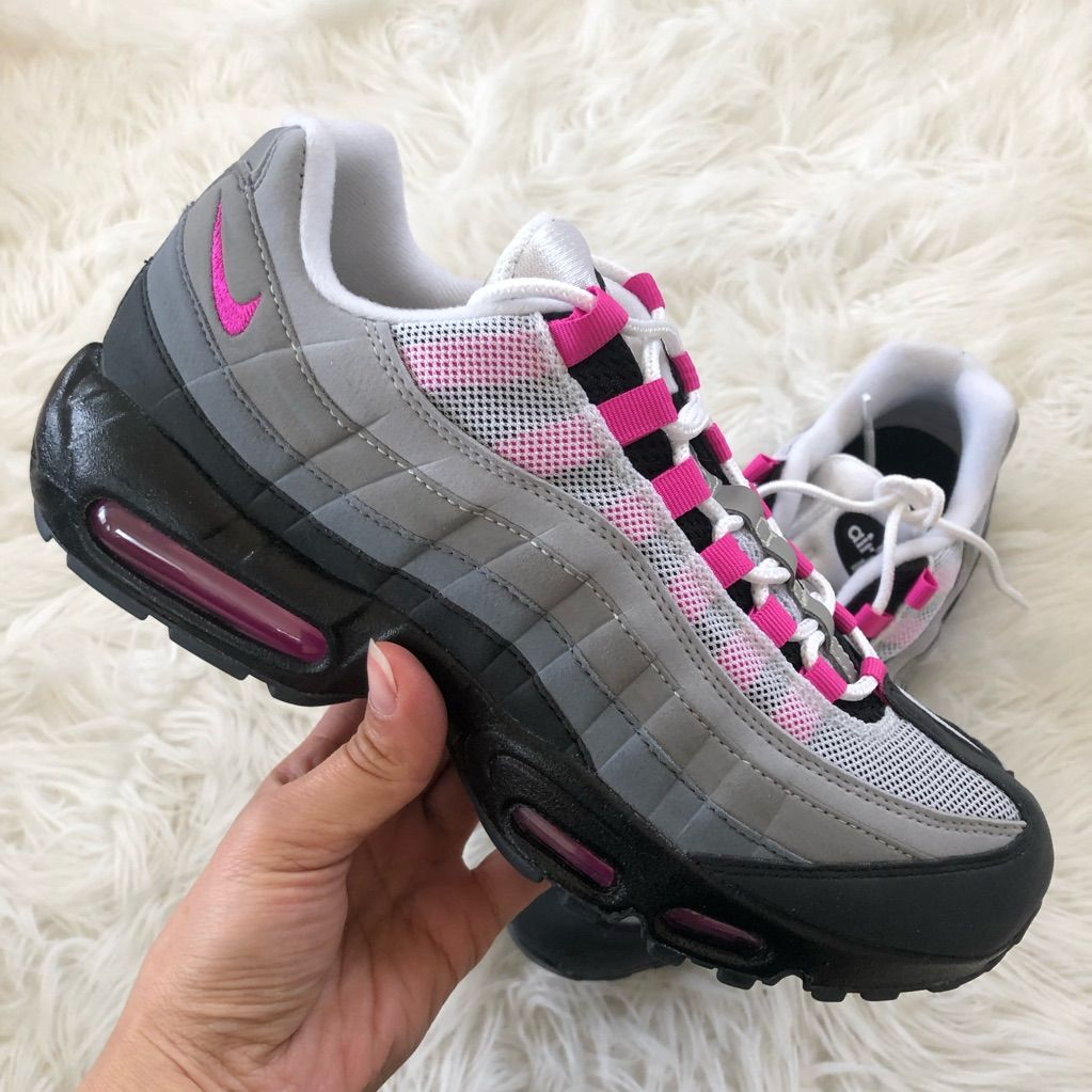 Nike Shoes   New Nikeid Womens Air Max 95 ~ 10.5   Color