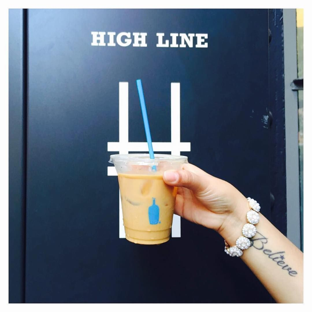 New Orleans Iced Coffee  Best. Love the blueeeee. http://ift.tt/1Vbg53z