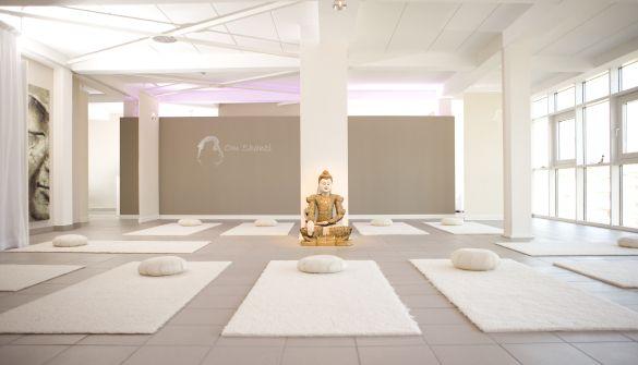 innenansicht bei tag - yoga-studio | umgestaltung und vergrößerung, Innenarchitektur ideen