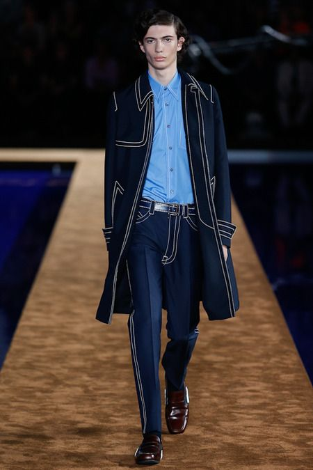 Prada Spring-Summer 2015 Men's Collection