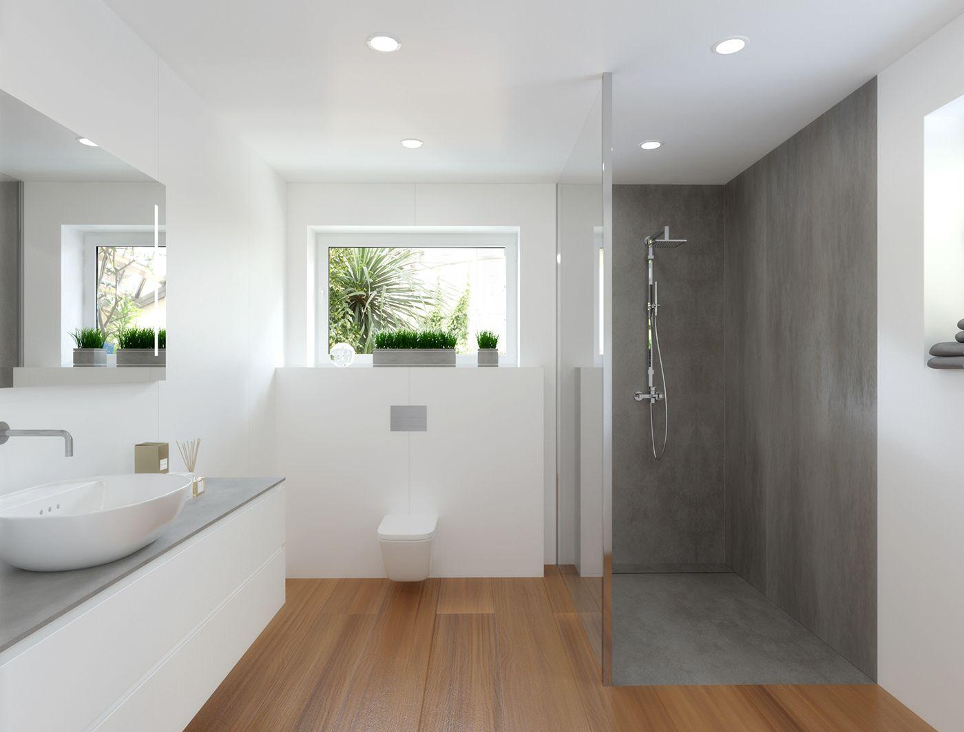 Визуализация ванной комнаты, 2016 on Behance | Визуализация ...