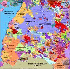 Römisches Reich Karte.Heiliges Römisches Reich Deutscher Nation Karte Awesome Random