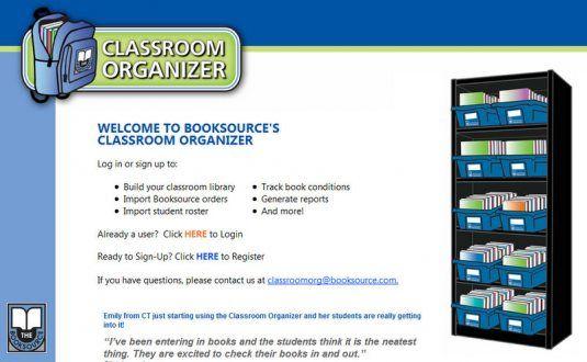 classroom library program