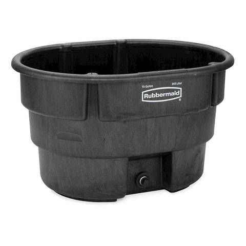 Rubbermaid Commercial Products Stock Tank, Structural Foam