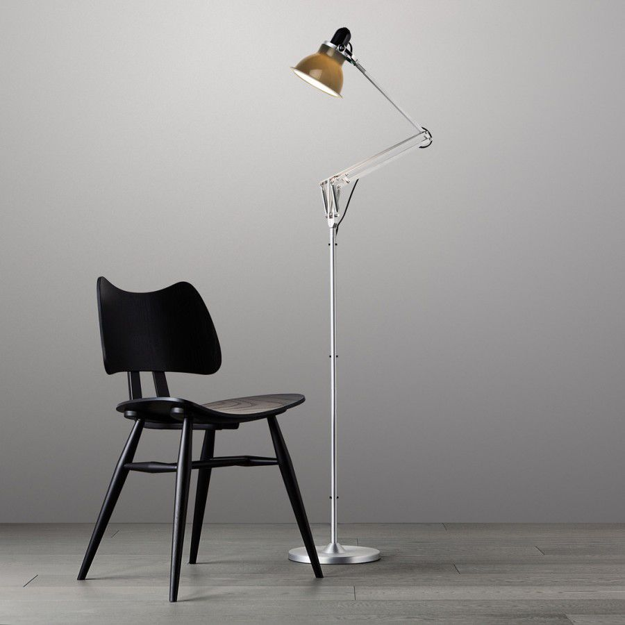 Anglepoise type 1228 floor lamp ferriousonline herald st the type 1228 anglepoise floor lamp will introduce a vibrant pop of colour into any interior space aloadofball Image collections
