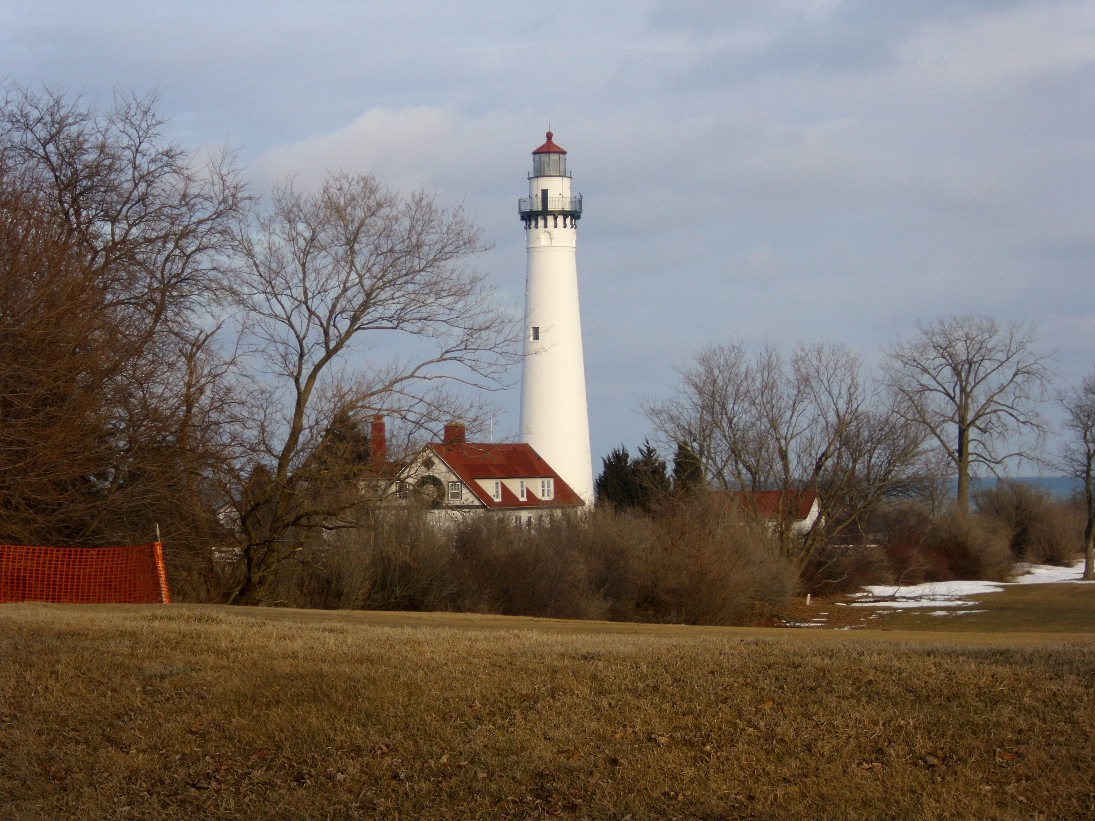 Here is a photo I took of the lighthouse.