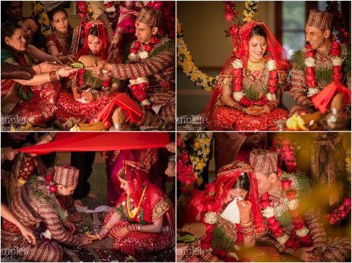 MARITHA MAE PHOTOGRAPHY » Sangita and Pramod // Nepali Wedding in ...