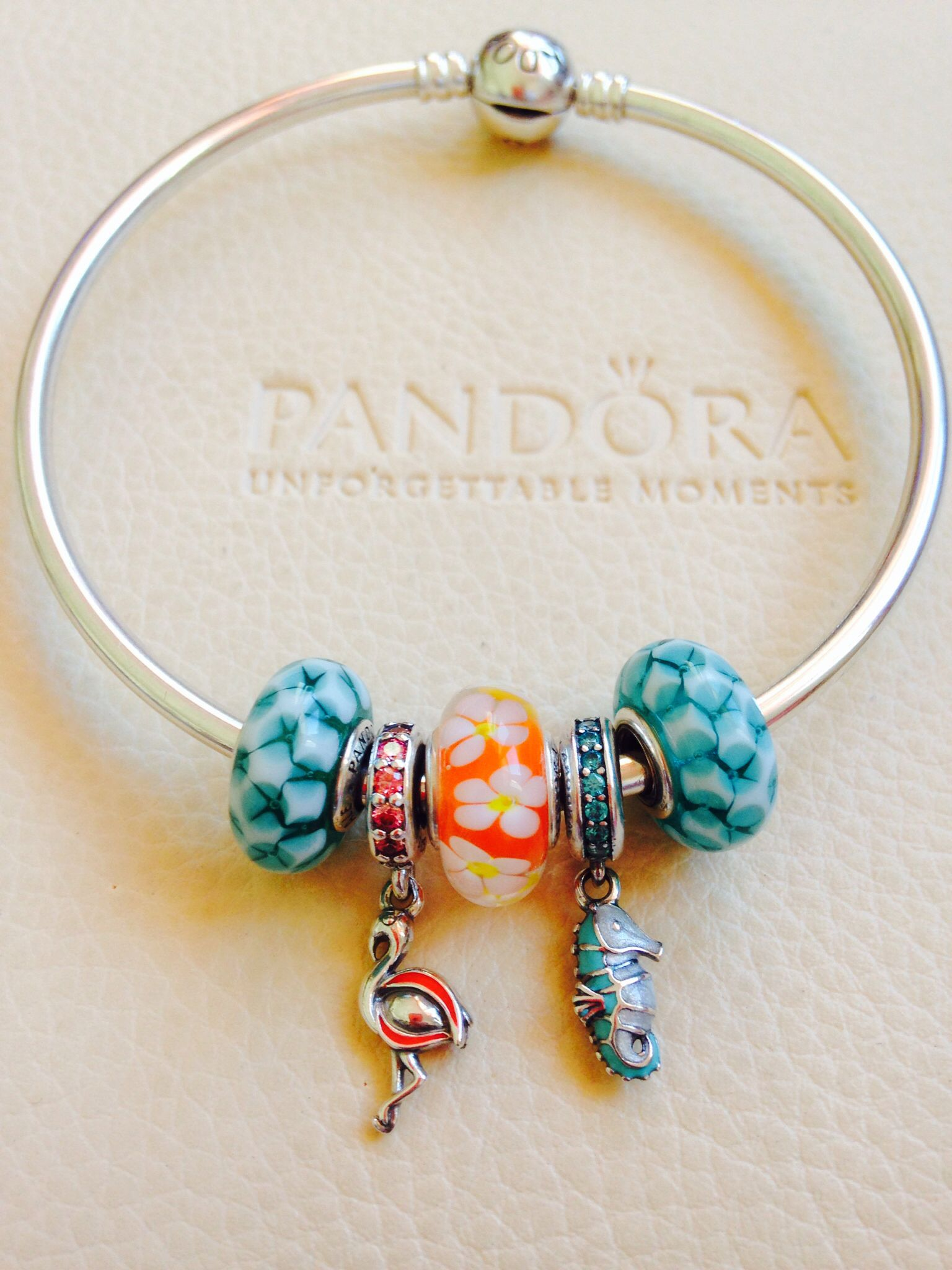 Don't forget to add your last #unforgetablememories of summer on your @officialpandora charm bracelet! #itsalomostfall! www.ackermanjewelers.com