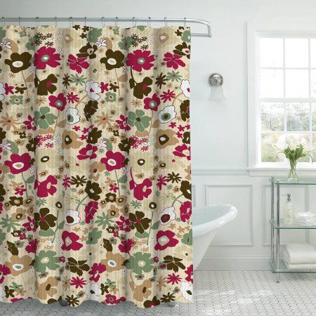 Home Shower Curtain Sets Fabric Shower Curtains Sweet Home Collection
