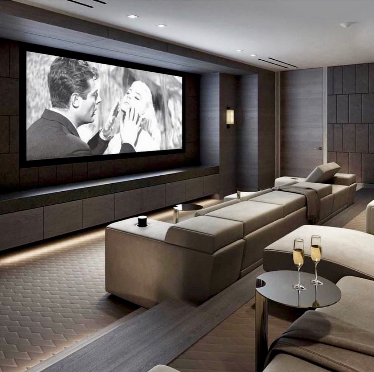 Interior Design Ideas For Home Theater: Pin By Boris Vasovski On Ideas For Interior Design