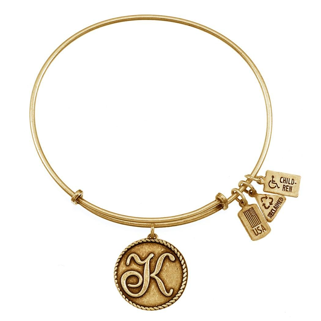Love letter uku charm bangle for the home pinterest