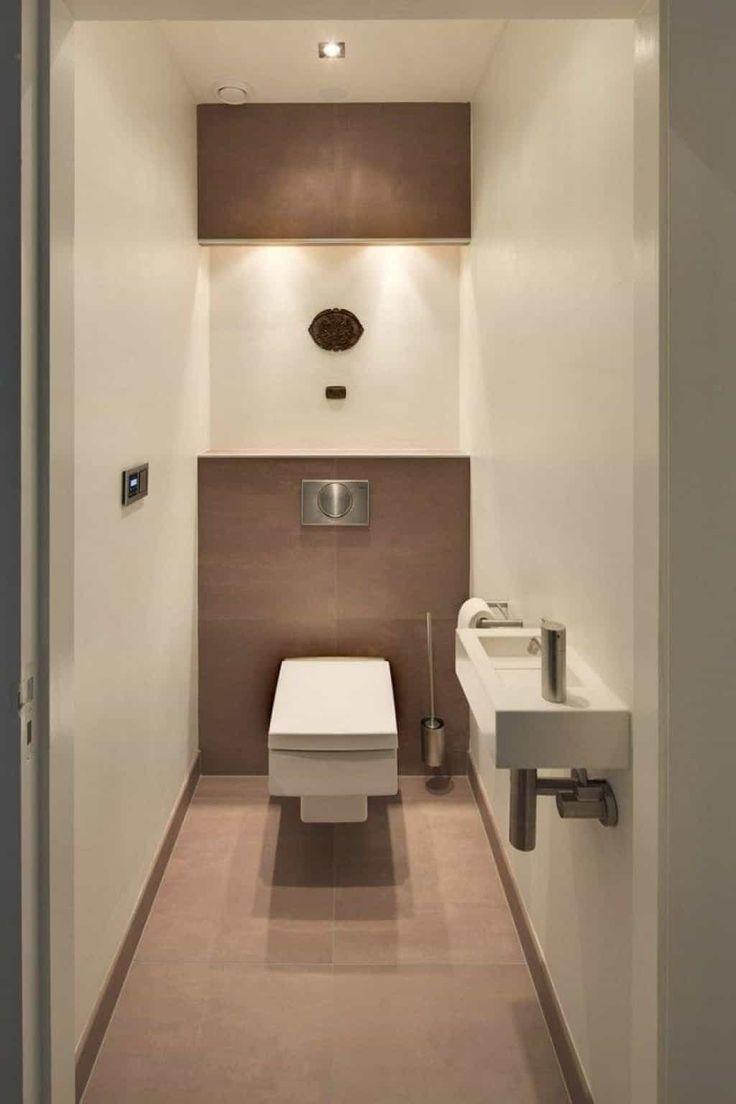 Badezimmer Mit Quadratischer Schwimmender Toilette Badezimmer Klein Wc Design Moderne Toilette